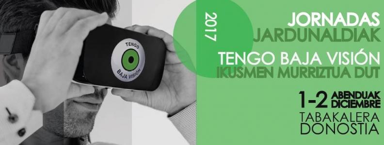 La presidenta de la Fundación Retinaplus+ presenta el proyecto '2017. Año de la Retina en España' en el encuentro 'Tengo baja visión'