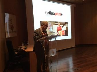 Charla sobre las enfermedades más frecuentes de la retina en el marco de '2017. Año de la retina en España'