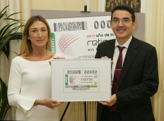 La ONCE apoya, con su cupón, el programa  '2017. Año de la Retina en España' de la Fundación Retinaplus+